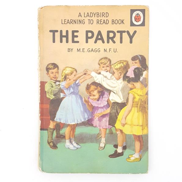 Ladybird The Party Country House Library
