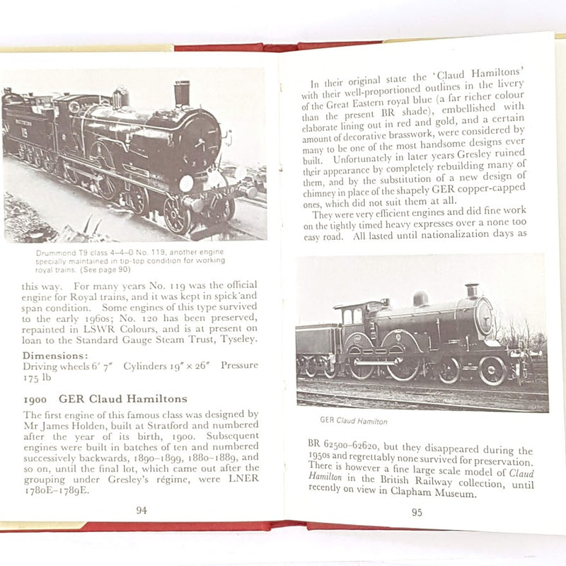 books-british-patterned-decorative-antique-library-observer-old-steam-locomotives-classic-1974-country-house-thrift-vintage-
