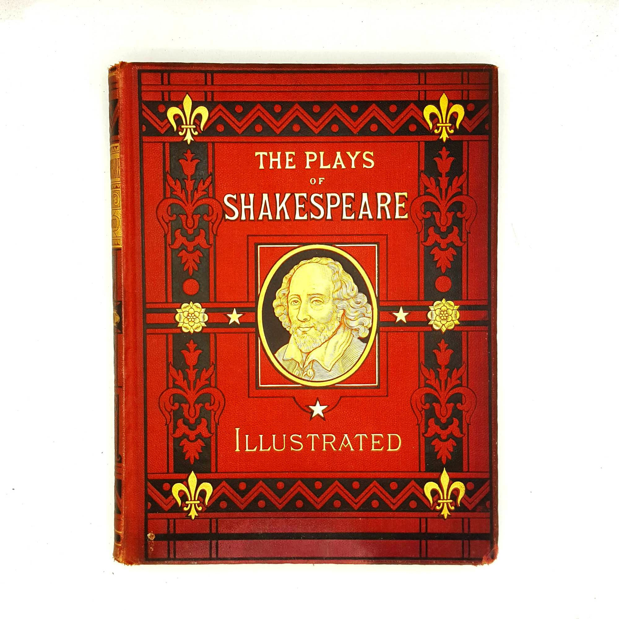 Illustrated Shakespeare Plays DIV II