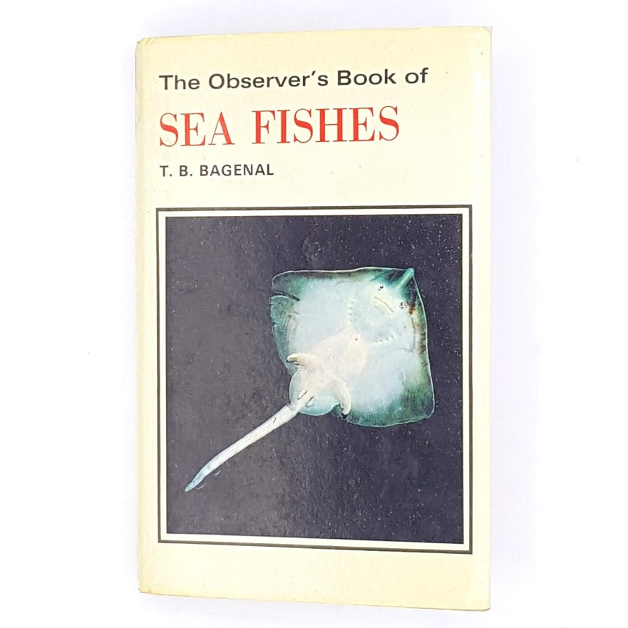 The Observer's Book of Sea Fishes 1974