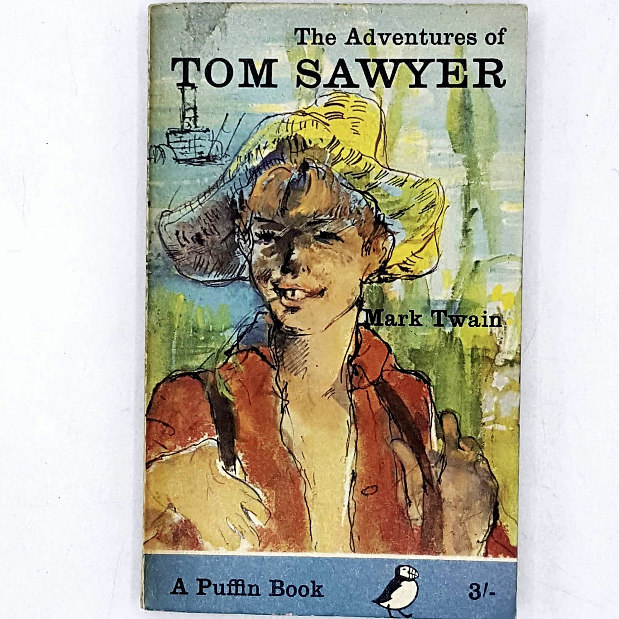 Mark Twain's The Adventures of Tom Sawyer 1963