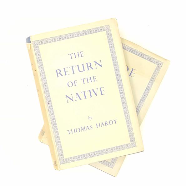 Thomas Hardy's Jude the Obscure and The Return of the Native 1951