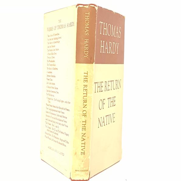 Thomas Hardy's The Return of the Native 1954