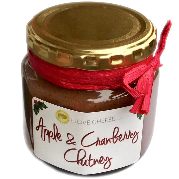 Apple & Cranberry Chutney 240g