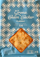 Grona Cream Cracker 336g