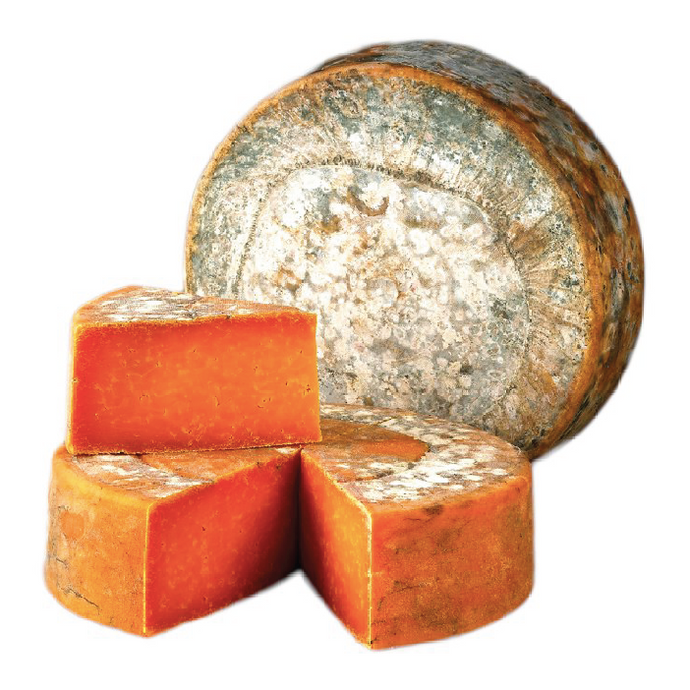 Thomas Hoe Red Leicester 100g