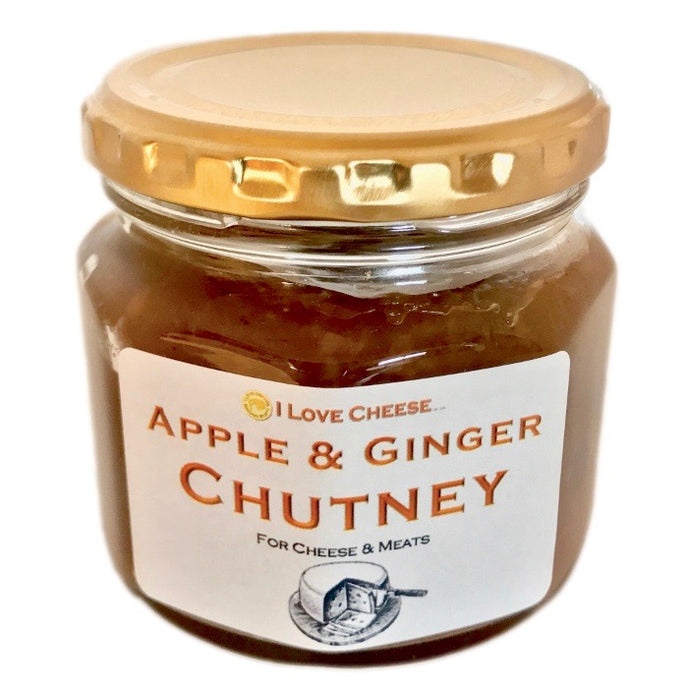 Apple & Ginger Chutney 240g