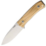 Lionsteel M4UL Olive Wood