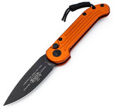 Microtech L.U.D.T Auto Orange 135-1OR