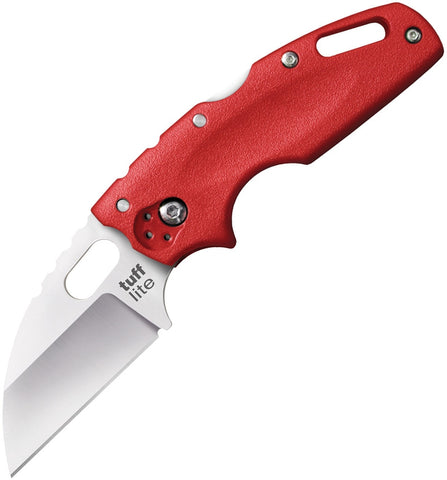 Cold Steel Tuff Lite Red 20LTR