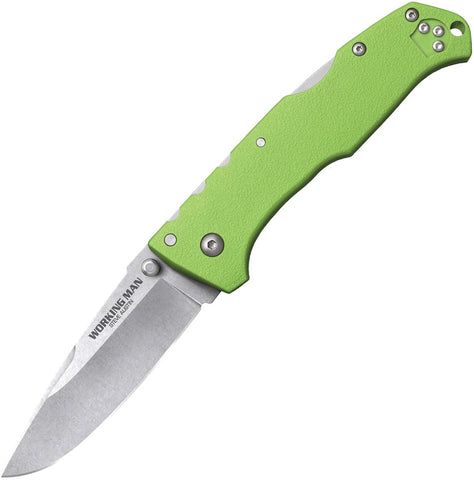 Cold Steel Working Man Neon Green 54NVLM