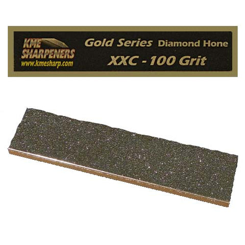 KME Sharpenining Systems Gold Series XX-Coarse Diamond Hone