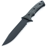 Chris Reeve Pacific Black Serrated PAC-1001