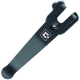 Clip & Carry SwissQlip Matte Black For Victorinox Knives