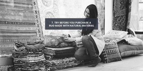 10 Tips to Consider When Buying Area Rug for Your Home in 2021