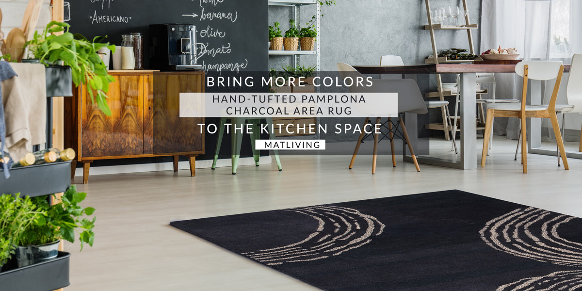 Bring More Colors to the Kitchen Space