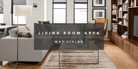 Living Room Area Rugs Size