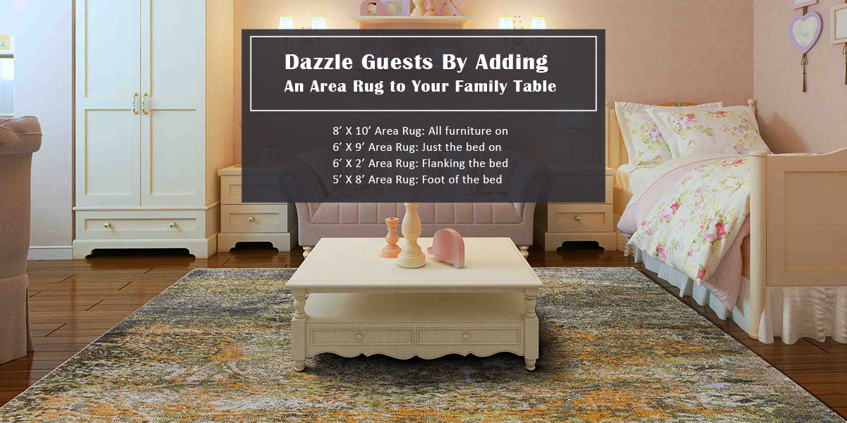 Rug Sizes For Bedroom?