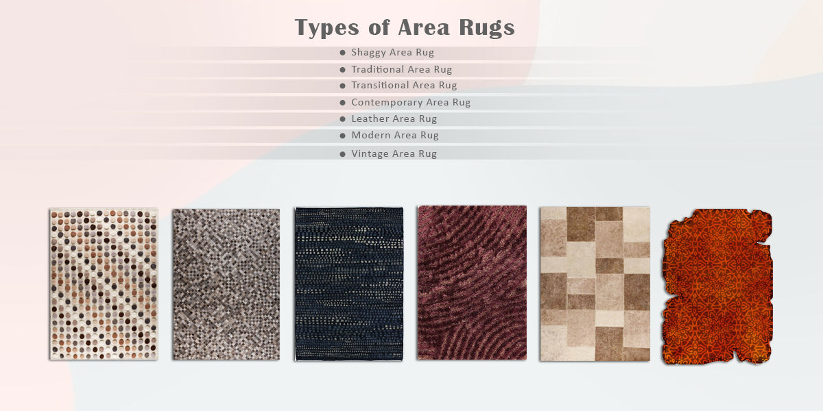 A Complete Guide To Types of Area Rug, Rug Materials and Rug Weaving Techniques | MAT Living