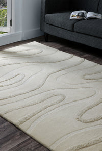 MAT Blanc Agra Area Rug White Sale
