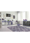 MAT Mariam Baltimore Area Rug Charcoal/Grey