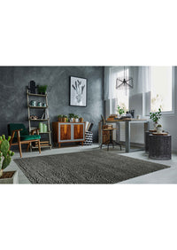Berber Area Rug Dark Grey Sale, Modern Rugs USA, MAT Living