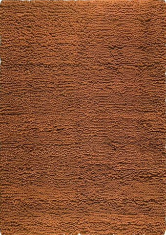 MAT Feel Berber Area Rug Rust