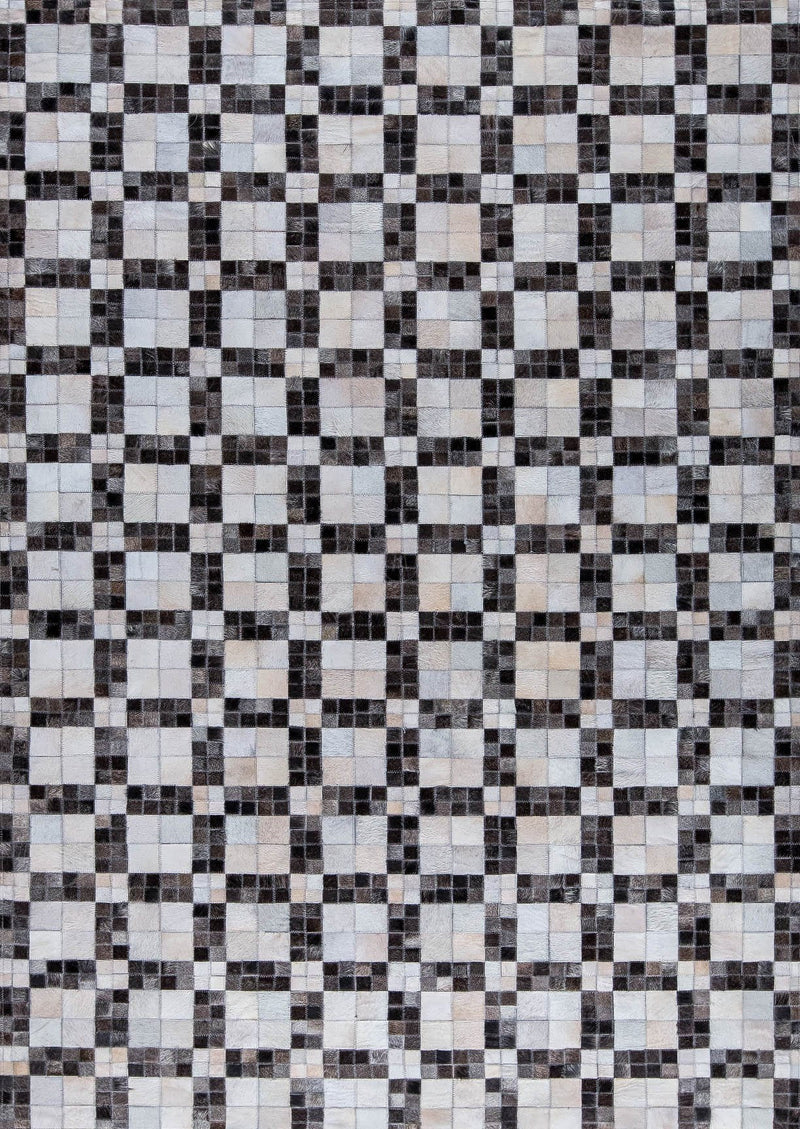 MAT Gau Bricka Area Rug gray