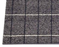 Brooklyn Area Rug Charcoal Sale, Rugs USA, MAT Living