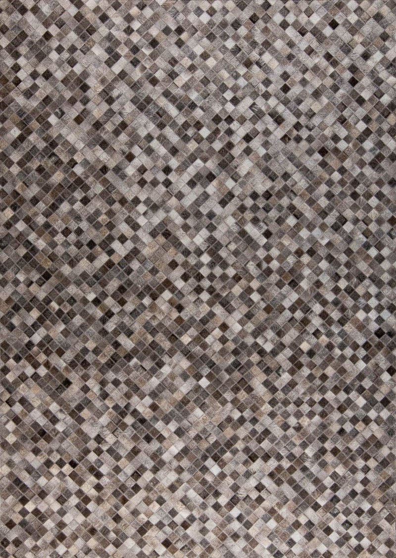 Gau Chess Area Rug Grey, USA – MAT Living - Buy rug online
