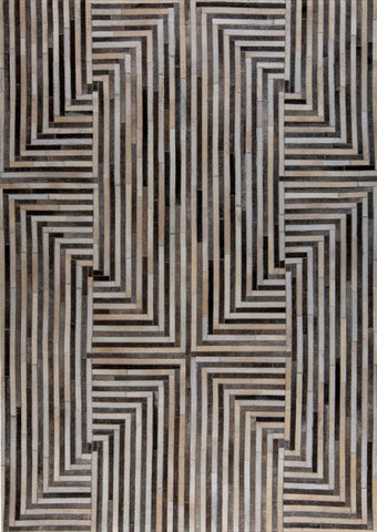 Gau Draco Area Rug gray, USA – MAT Living - Buy rug online