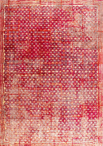 MAT Shah Ferrara Area Rug Red