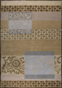 Mat Firenze Area Rug Grey Sale