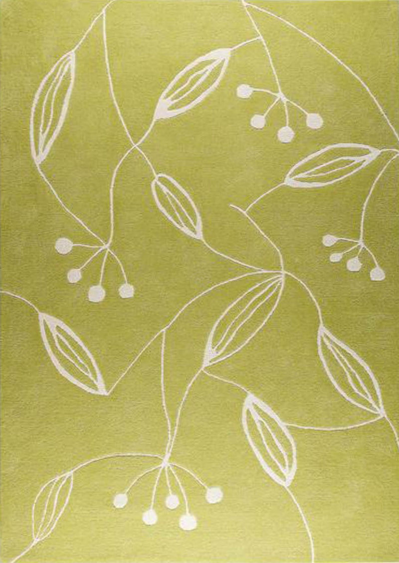 Flora Area Rug Green Sale, USA – MAT Living - Buy rug online
