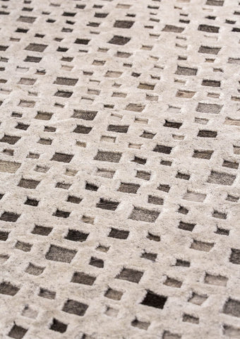 MAT Rio Galaxy Area Rug Natural/White