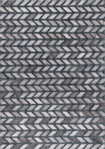 MAT Rio Gamma Area Rug Gray/Green