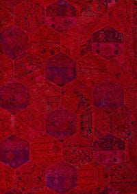 Honey Comb Area Rug Red Sale, USA – MAT Living - Buy rug online
