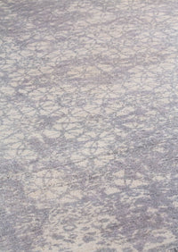 MAT Mariam Houston Area Rug Silver