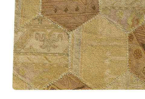 Mat Honey Comb Area Rug Lt.Beige Sale