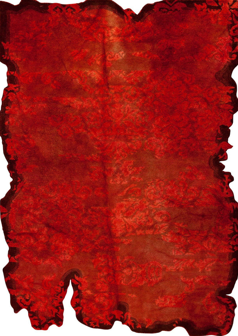 MAT Vintage Jalwa 1 Area Rug Red