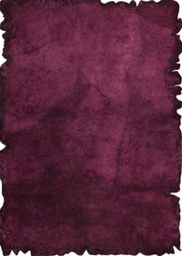 MAT Vintage Jalwa 2  Area Rug Purple