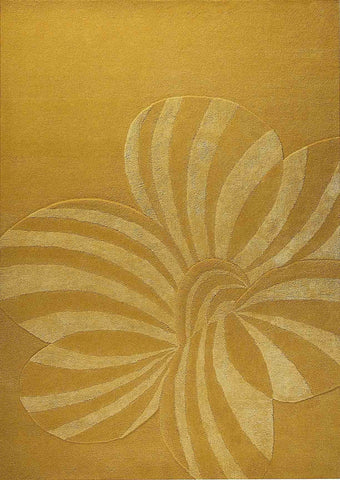 MAT Jasmine Area Rug Gold Sale
