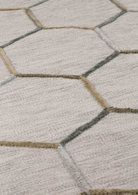 Kea Khema2 Area Rug Grey, USA – MAT Living - rug shopping online