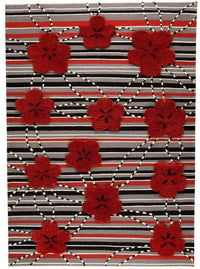MAT Kingston Area Rug Red Sale