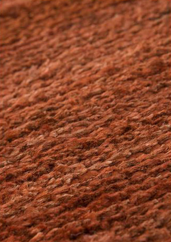 Feel Nature Area Rug Rust/Rust, USA – MAT Living - Buy rug online
