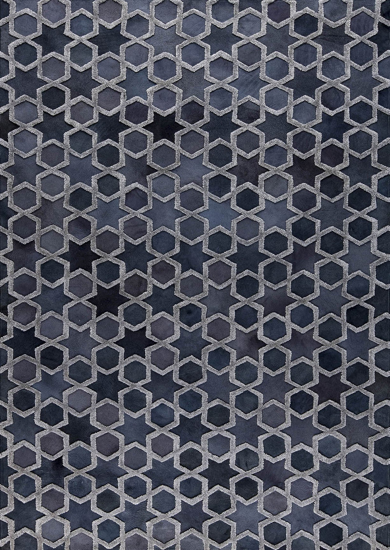 MAT Rio Nihal Area Rug Dark Grey
