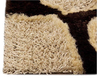 MAT Roca Pebbles Area Rug White/Brown Sale
