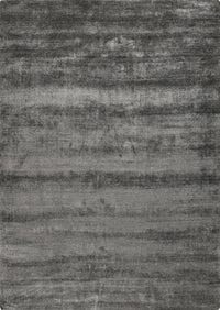 MAT Bamboo Platinum Area Rug Dark Grey