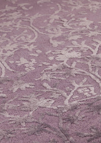 MAT Blanc Santoor Area Rug Purple