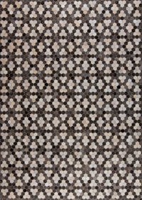 MAT Gau Star Area Rug Grey/White